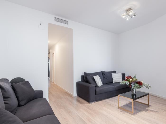 eixample apartamento deluxe 3 habitaciones - barcelona
