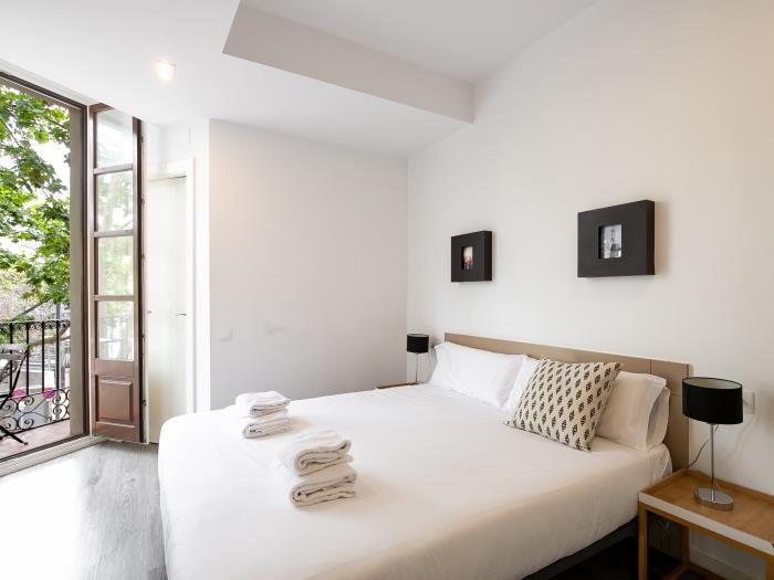 apartamento deluxe de 3 habitaciones sants/fira - barcelona