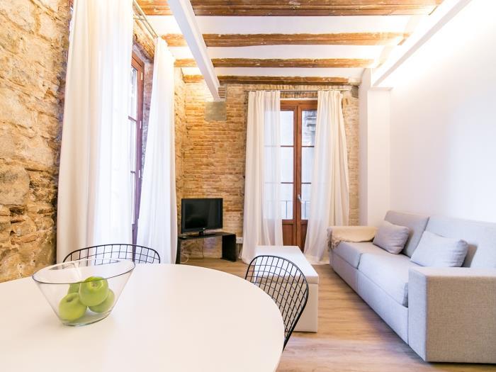 deluxe 1 bedroom - barcelona