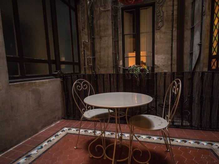 casa rovira terrace - barcelona