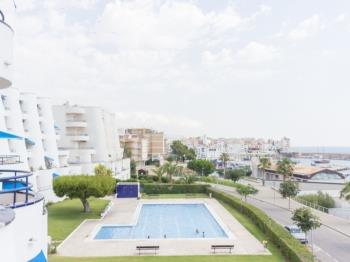 TOP-QUALITY APARTMENT WITH VIEWS TO THE SEA, WIFI AND AIR_ESTANY PART SUR - Apartment in L'Ametlla de Mar