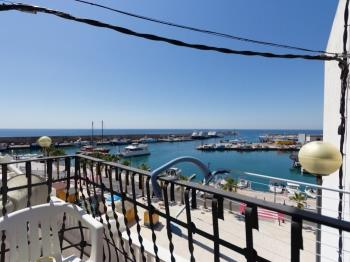 BALCONY WITH VIEWS TO THE HARBOUR AND WIFI_BALMES 22 - Apartment in L'Ametlla de Mar