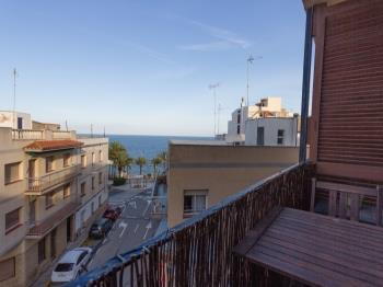 BEACHFRONT APARTMENT, AIR CONDITIONING_PAÏSOS CATALANS II - Apartment in L Ametlla de Mar