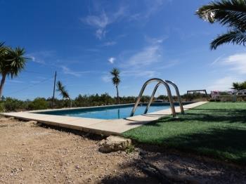 FAMILY PRIVATE VILLA WITH SWIMING-POOL, BBQ AND WIFI_SERRAMOCA II - Apartment in L Ametlla de Mar