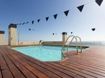 DUPLEX WITH SWIMING POOL, PARKING, AIR CONDITIONING, WIFI_COVA GRAN - Apartment in L'Ametlla de mar