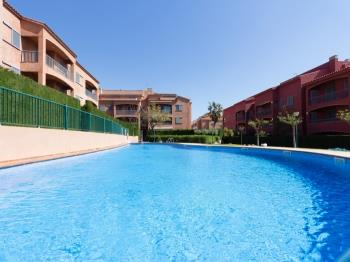 TOP-QUALITY DUPLEX WITH VIEWS TO THE SEA, AND AIR_VALLS - Apartment in L'Ametlla de mar
