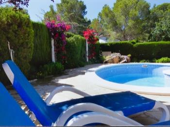 BIG FAMILY HOUSE WITH SWIMING-POOL, BBQ AND WIFI_TORRENT DEL PI - Apartment in L'Ametlla de mar