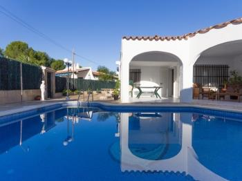 FAMILY HOUSE 200M TO THE BEACH, SWIMING-POOL, BBQ AND WIFI-HAM - Apartment in L'Ametlla de mar