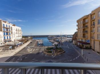 2ND FLOOR WITH VIEWS TO THE HARBOUR, WIFI_MAJOR - Apartment in L'Ametlla de mar
