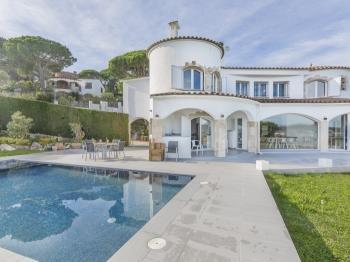 Villa Saramel en Sant Antoni de Calonge