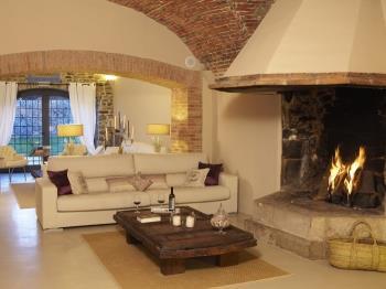 zuhause Mas Torroella Luxury Villa Spa Forallac
