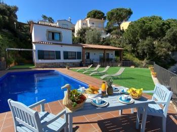 casa Villa Inge Platja d'Aro