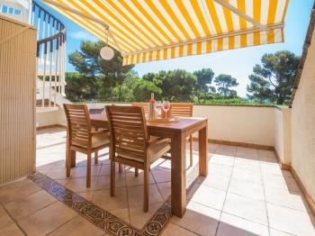 Apartament Apto Cala Cristus amb vistes al mar a només 2 minuts a peu de la platja
