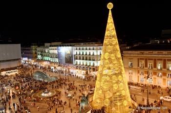 Disfruta de la Navidad en Madrid.