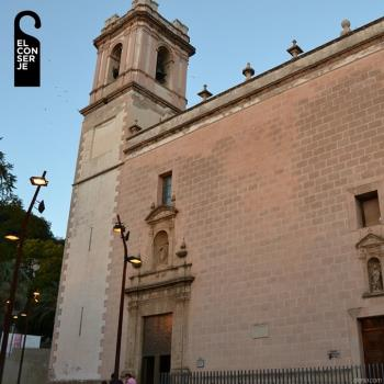 Las iglesias de Dénia