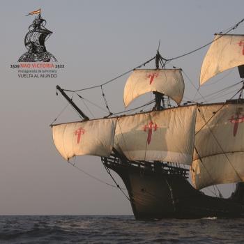 La Nao Victoria atracará en Denia del 10 al 13 de Mayo