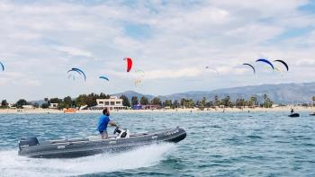 Denia acogerá la final de las Kite Spain Series 2018