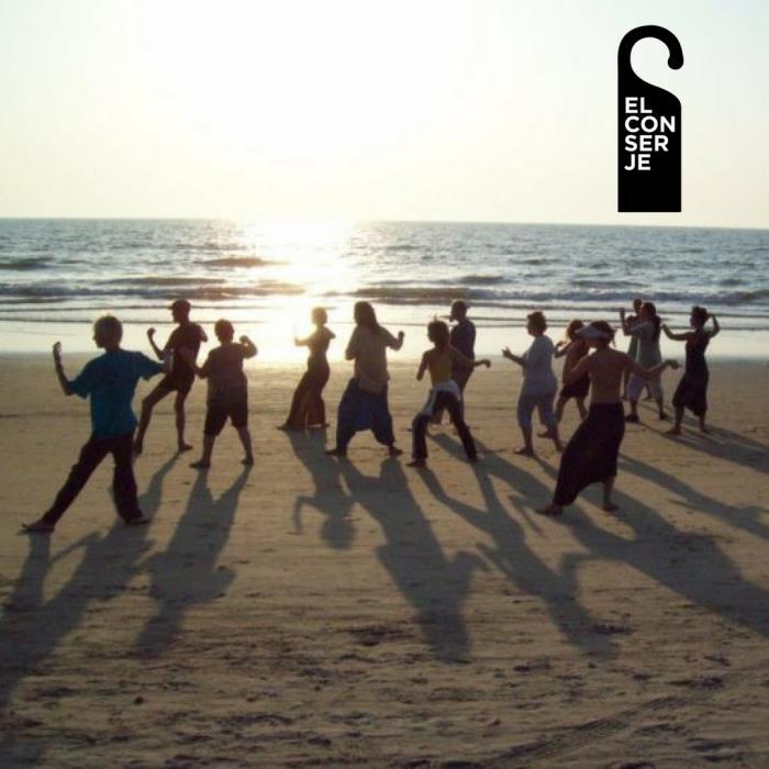 Mantente en forma en la playa de Denia