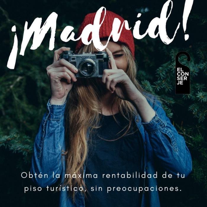Obtén la máxima rentabilidad de tu piso turístico en Madrid, sin preocupaciones.