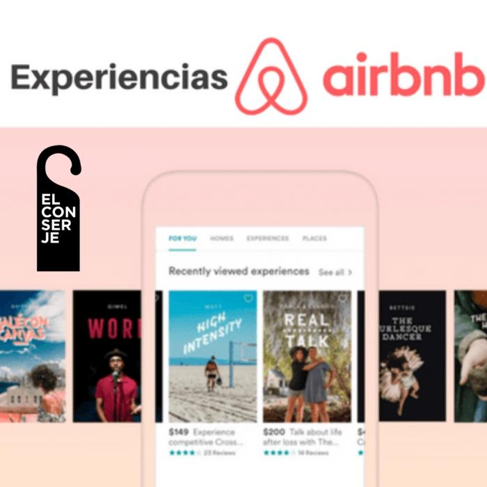 Experiencias Airbnb, ofertas de ocio para tus invitados