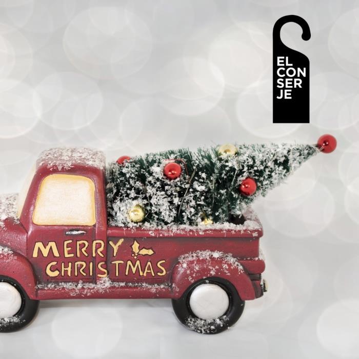 Prepara tu vivienda turística para Navidad