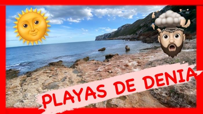 PLayas de Denia