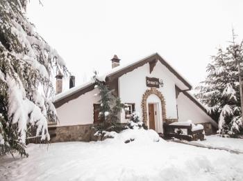 Villa Snowpatch Sierra Nevada