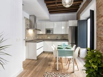 Central Ethnic style apartment