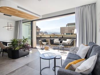 Luxury Alhambra Penthouse Collection Aljibe