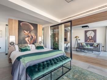 Luxury Alhambra Penthouse Collection Azahar