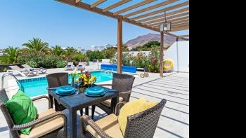 Villa Cangrejita Private Pool Playa Blanca