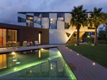 Luxury Villa in Sitges