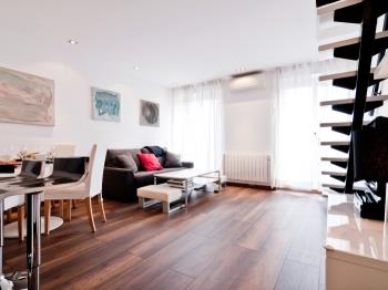 Latina apartment Madrid. Two bedrooms apartment