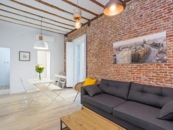Prado apartment Madrid. Two bedrooms & two bathrooms